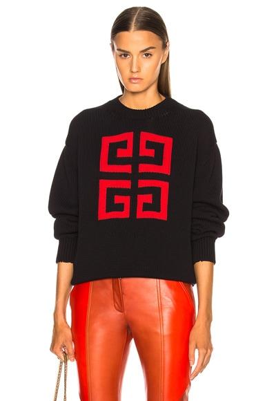 Cotton 4G Sweater