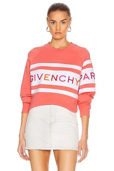 Raglan Long Sleeve Sweatshirt