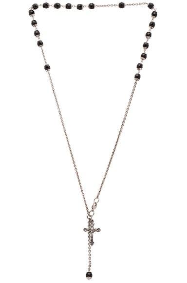 Rosario Beads Choker