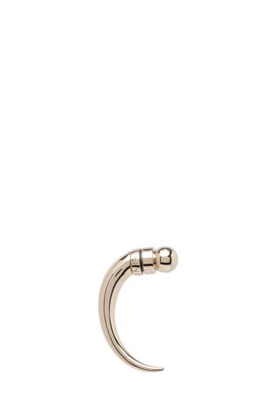 Magnetic Tooth Earring