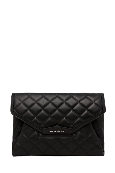 Padded Antigonia Clutch