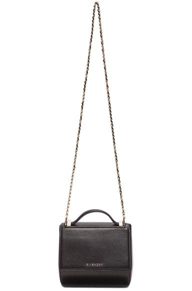 Mini Chain Pandora Box in Black