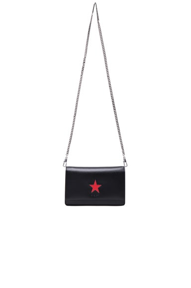 Pandora Chain Wallet with Star