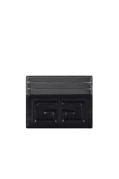 Emblem Card Case