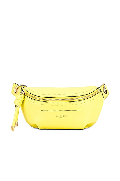 Contrast Mini Whip Belt Bag