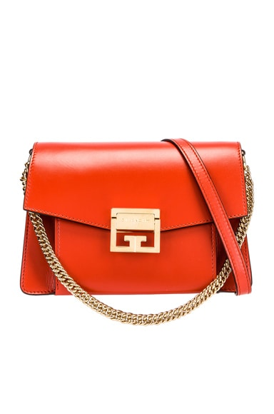 Small GV3 Leather Bag