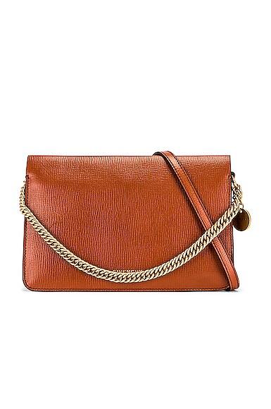 Cross 3 Leather & Suede Crossbody Bag