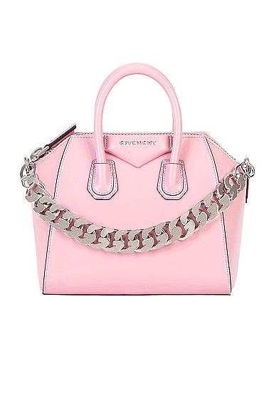 Givenchy Leathers MINI ANTIGONA CHAIN BAG