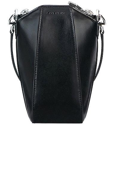 Givenchy Leathers MINI ANTIGONA VERTICAL BAG