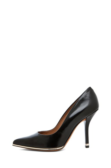 Anuby Leather Classic Pumps