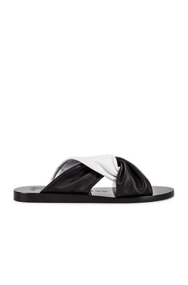 Tie Flat Sandals