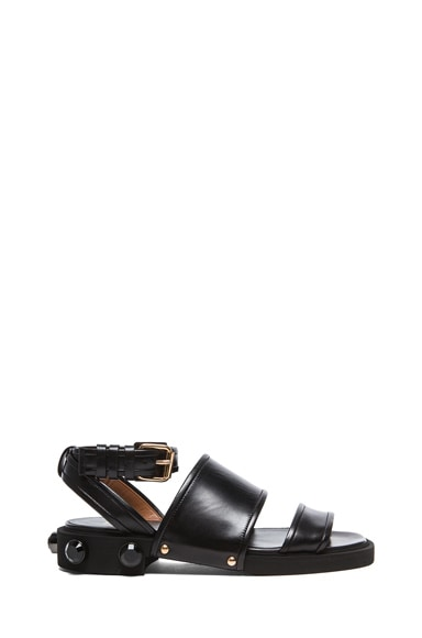 Viktor Leather Sandals