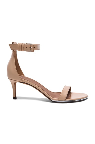 Nadia Leather Sandals