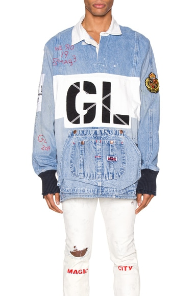 Denim GL Ruby Blouson