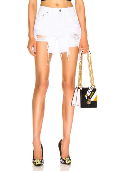 Jourdan Low Rise Tomboy Short