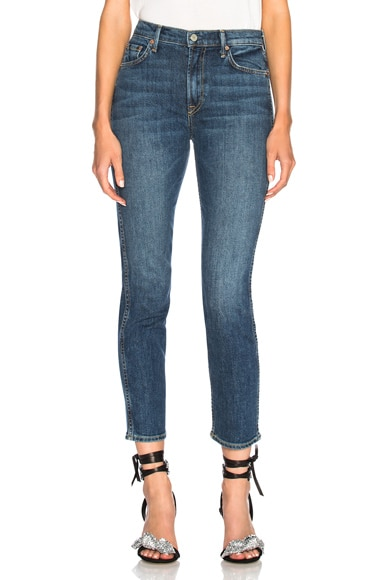 Naomi High Rise Stretch Jean