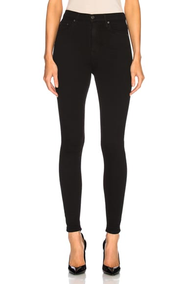 Kendall Super Stretch High Rise Skinny Jean