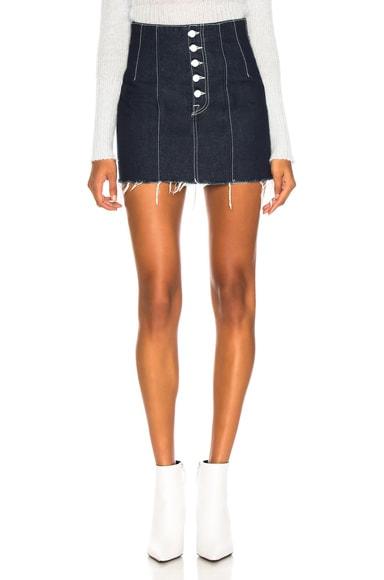 Twiggy Super High Rise Mini Skirt