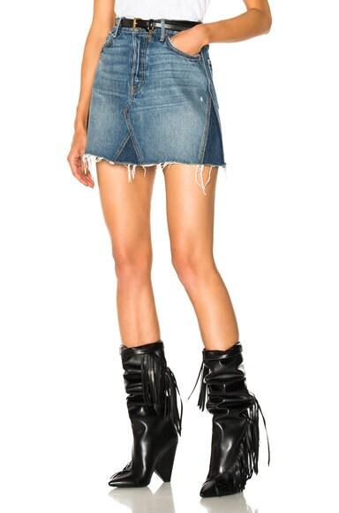 Eva A-Frame Gusset Skirt