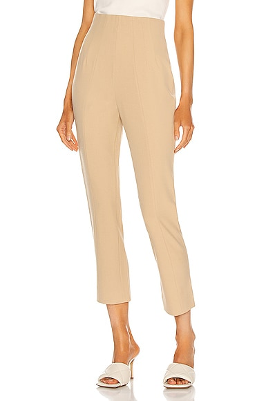 Grlfrnd POWER HI WAIST CIGARETTE PANT