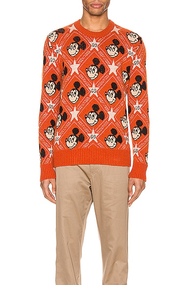 x Disney Wool Sweater