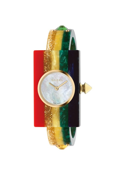24 x 40MM Plexiglas Bangle Watch