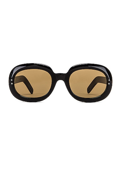 Small Acetate Sunglasses