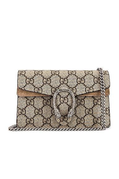 Super Mini Dionysus GG Chain Bag