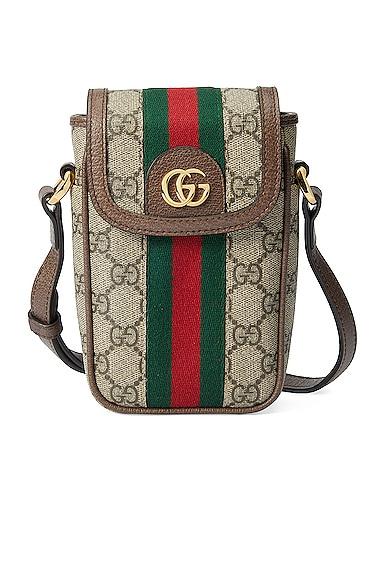 Ophidia GG Chain Bag