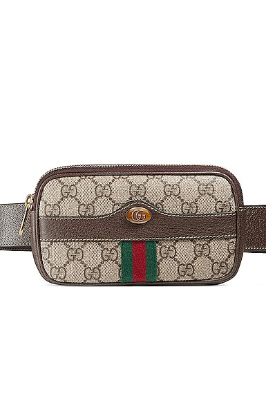 Ophidia GG Belt Bag