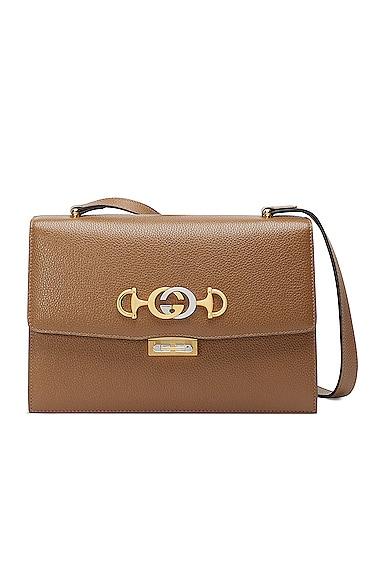 Zumi Box Shoulder Bag