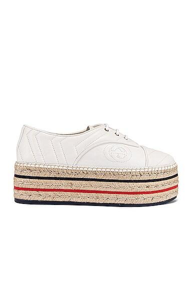 Pilar Platform Sneakers
