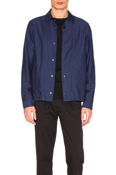 Cotton Moleskin Jacket