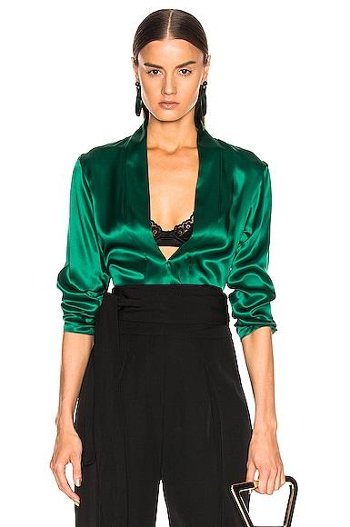 Shawl Collar Shirt