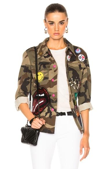 Giacca Donna History Jacket