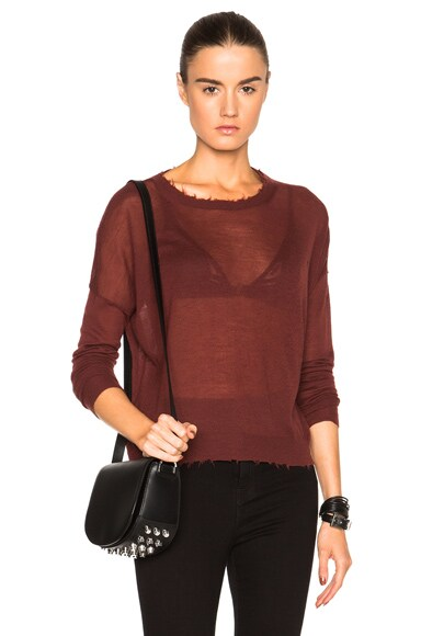 Fine Cashmere Sweater