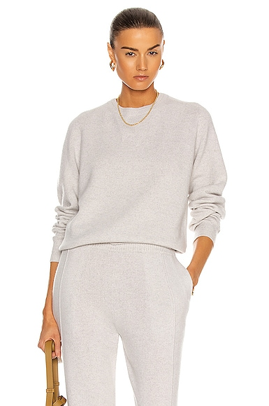 Helmut Lang Cashmeres CASHMERE CREW SWEATER
