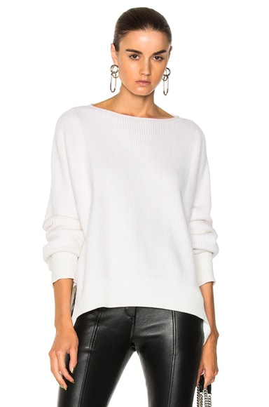Cashmere Essential Pullover Sweater