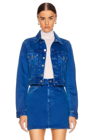 Femme Little Trucker Jacket