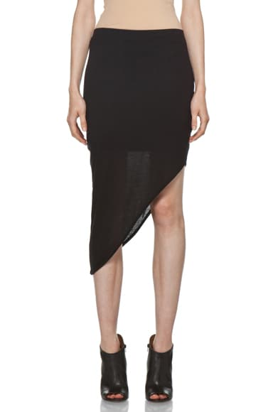 HELMUT Kinetic Angle Skirt