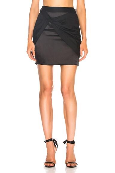 x Shayne Oliver Sarong Skirt
