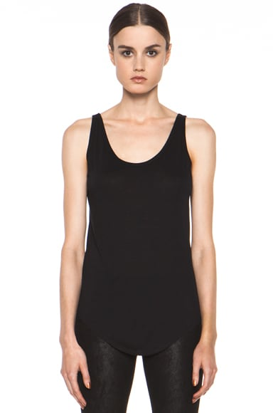 HELMUT Scoop Neck Kinetic Modal-Blend Tank