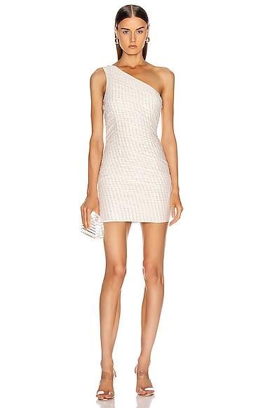 Tinsley One Shoulder Draped Dress