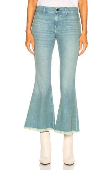 Bell Bottom Jean