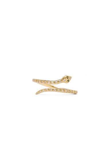 Small Python Ring