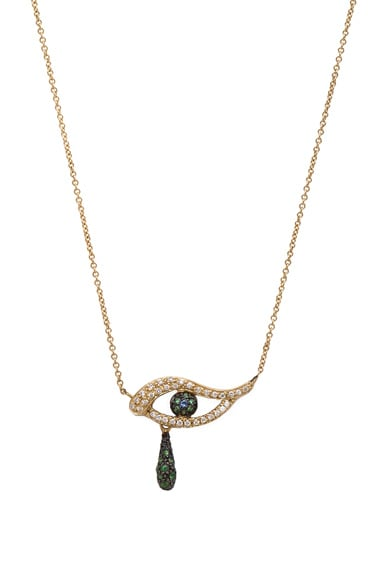 Angry Tears Necklace