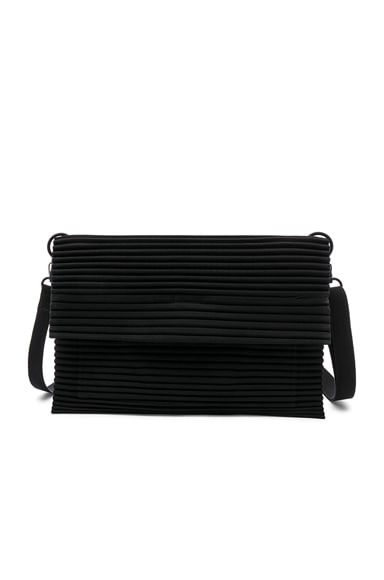 Pleats Flat Bag