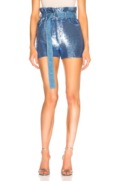 Namour Sequin Short