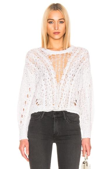 Sunlit Sweater