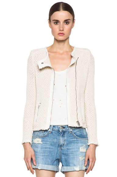 Miali Knit Jacket